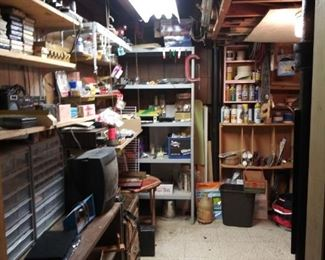 Tool room