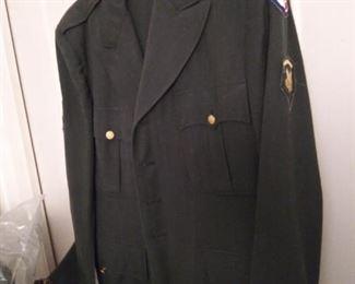 Military Uniform 1953
