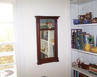 LUSTERWARE, BOOKS, MIRROR & MORE