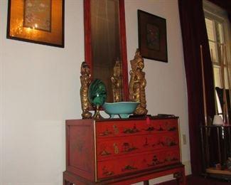 Mid Century Asian chest