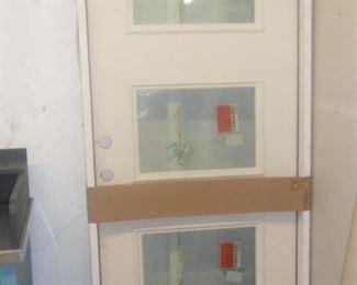 """Exterior door 36"""" left hand"""