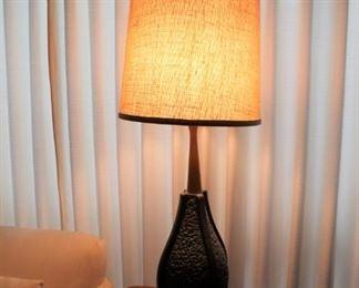 Vintage MCM lamp, pair