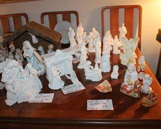 Lenox porcelain figurines