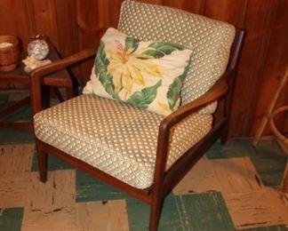 MCM armchair, Folke Ohlsson for DUX