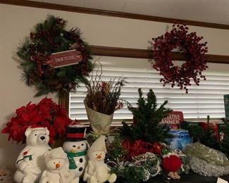 nice Christmas wreaths