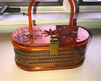 Bakelite handbag