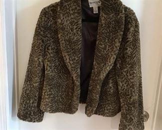 FAUX Fur Jacket https://ctbids.com/#!/description/share/269136