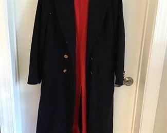 Lady's Navy Blue Coat https://ctbids.com/#!/description/share/269144