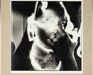 Two Ellen Carey (American, 1952) Photographs