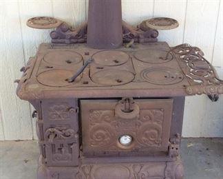 Marvel Garland No. 8-5 A. Vintage wood burning cook stove.