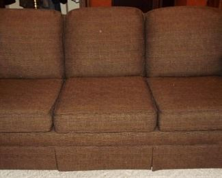 Great Newton Furniture 3 cushion Couch