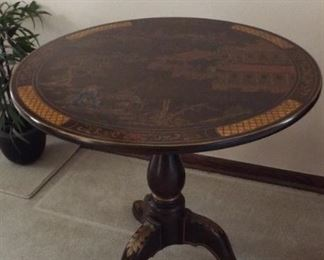 Henredon Tilt Top Table