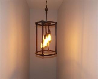 Hanging Modern light fixture