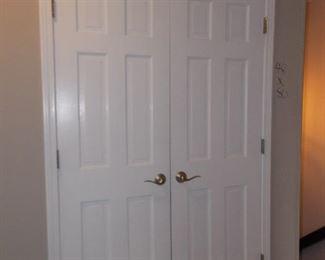 6 panel closet doors