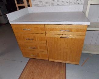 work bench cabinet