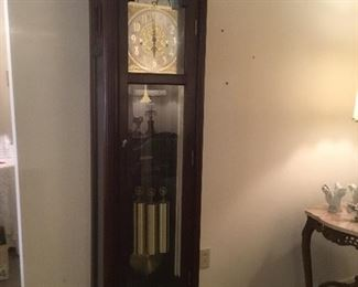 Sovereign LTD, Brunswick and Empress amounted wall clock. Mint condition!