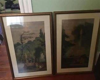 vintage prints
