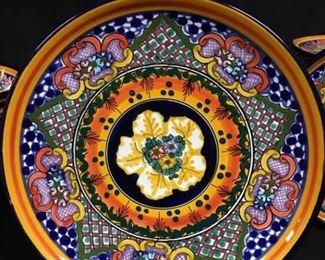 001SH San Sebastian Mexican Pottery
