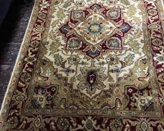 010SH Safavieh Wool Rug