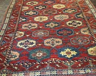 080h Kazak Wool Rug Pakistan