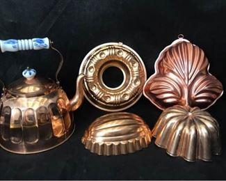307g Metal Molds  Teapot