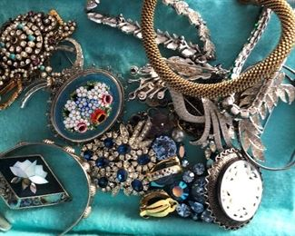some of the jewelry