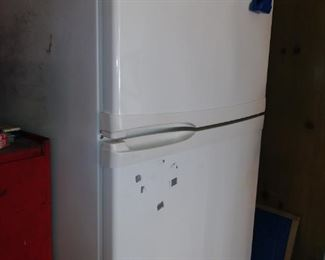 garage fridge
