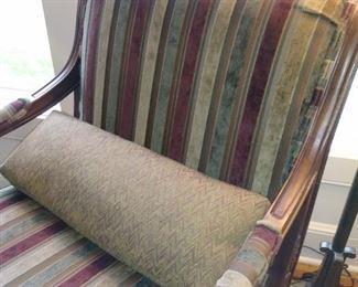 Ethan Allen chairs (2)