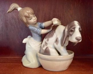 LLadro Porcelain Collection from Spain