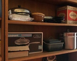 Boxed Kitchenware , Pots and Pans