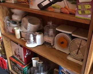 Scales, Cuisinart, Bakeware, Small Appliances