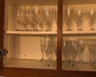 Mikasa Glassware