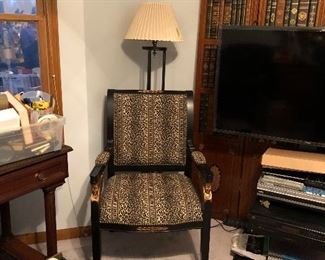 Arm Chairs , Book four part Screen