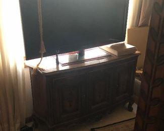 Side Cabinet,  TV