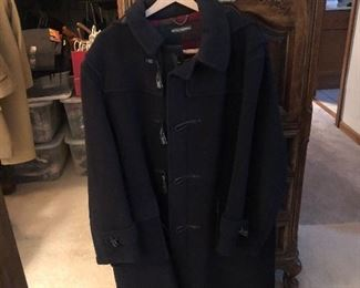 Brooks Brothers Wool Coat
