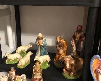Full Chalk Nativity