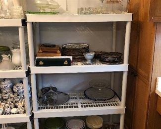 Serving Pieces  Greek Ceramic Plates
