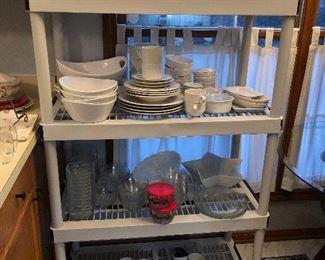 White Kitchenware