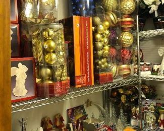Ornaments Galore