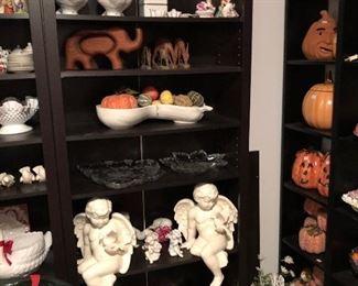 Angels, Ceramics, Decoratives