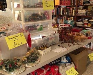Christmas, Books , etc