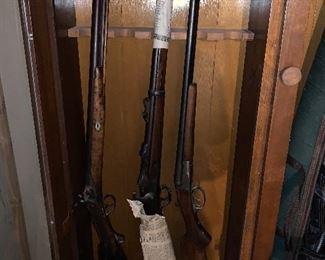 Shotguns and Muzzle Loaders