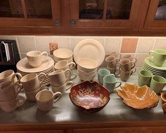 Pretty kitchenware of all kinds
