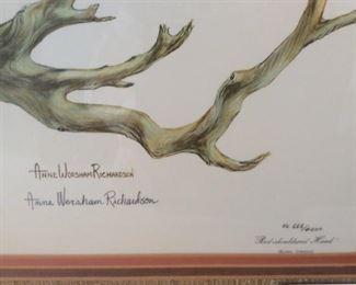 Anne Worsham Richardson (signed/numbered)