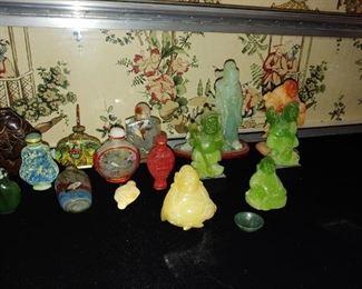Chinese Jade & Jadeite