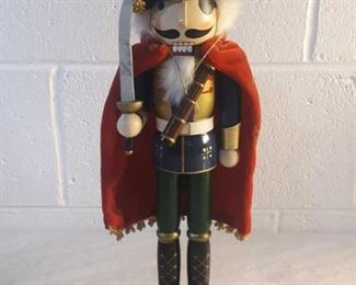 "16"" Holiday Elegance Nutcracker"