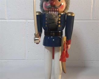 "14 1/2"" Guard Nutcracker"