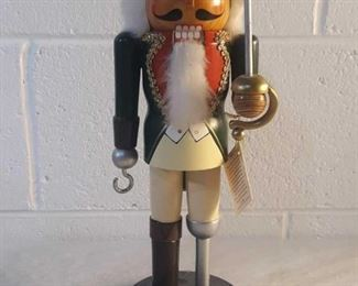 "14"" Limited Edition Pirate Nutcracker"