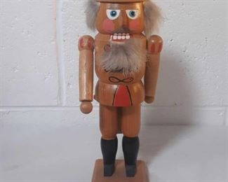 "11"" Erzgebirge Nutcracker made in Germany"