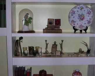Antles, porcelains, Boehm